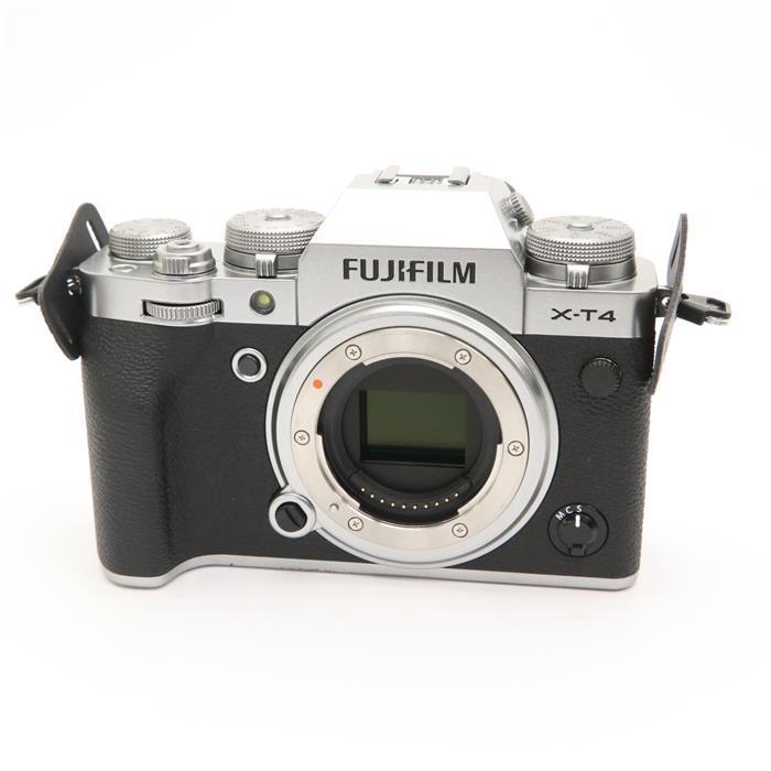 デジタルカメラ, ミラーレス一眼カメラ  FUJIFILM X-T4