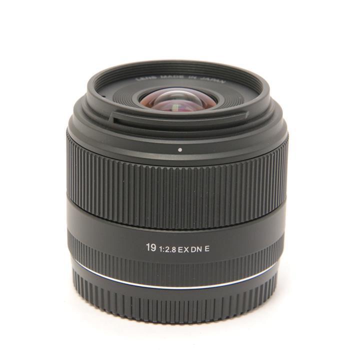 カメラ・ビデオカメラ・光学機器, カメラ用交換レンズ  SIGMA 19mm F2.8 EX DNE Lens