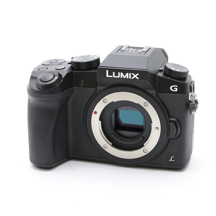 【あす楽】 《美品》 Panasonic LUMIX DMC-G7 ボディ [ デジタルカメラ ] 【1000円以上ご購入で送料無料!・代引き手数料無料!】