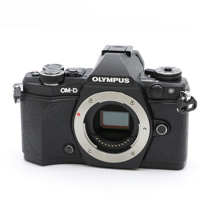 【あす楽】 《良品》 OLYMPUS OM-D E-M5 MarkII ボディ ブラック [ デジタルカメラ ] 【1000円以上ご購入で送料無料!・代引き手数料無料!】