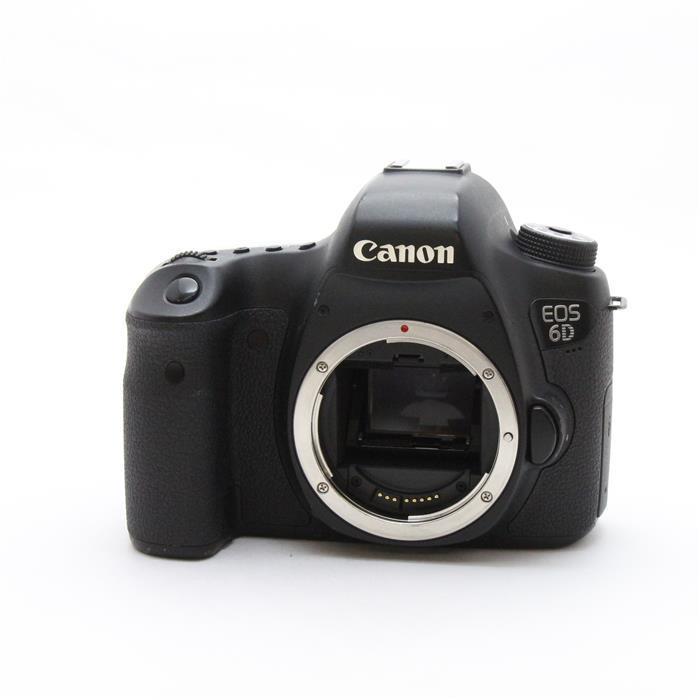 【あす楽】 《並品》 Canon EOS 6D ボディ [ デジタルカメラ ] 【1000円以上ご購入で送料無料!・代引き手数料無料!】