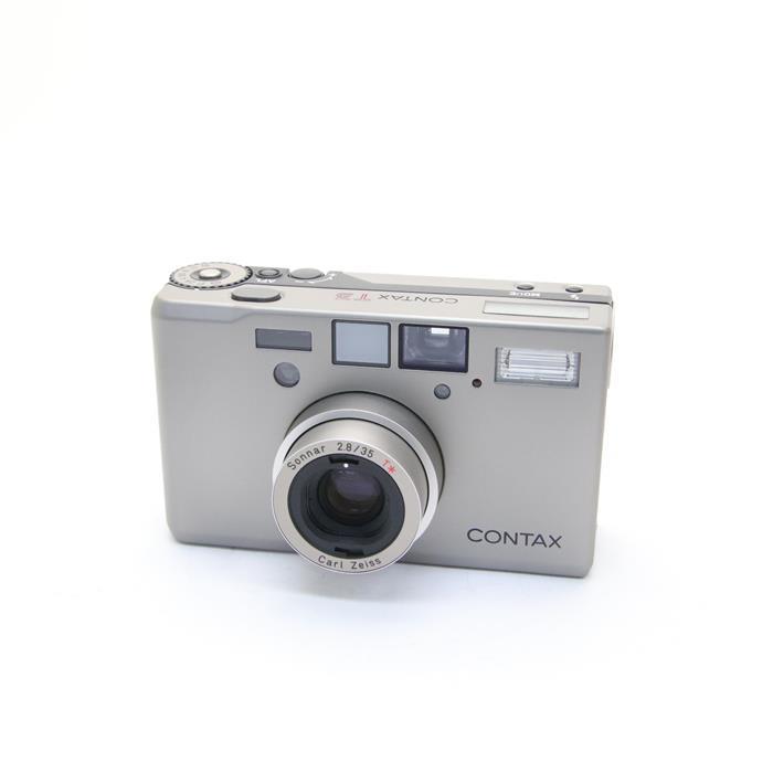 フィルムカメラ, コンパクトフィルムカメラ  CONTAX T3 D
