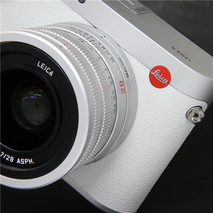 【あす楽】 【中古】 《新同品》 Leica Q(Typ116) Snow by Iouri Podladtchikov [ デジタルカメラ ]