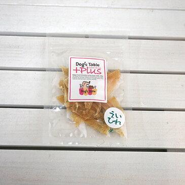 DOG'S TABLE PLUS (ドッグステーブル プラス) エイヒレ 40g