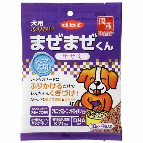 まぜまぜくんササミ シニア犬用 40g