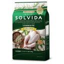 ソルビダ(SOLVIDA) グレインフリー チキン 室内飼育成犬用5.8kg