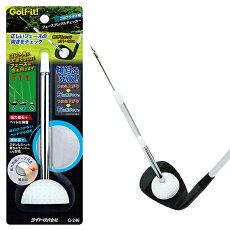 ライトフェースアングルチェッカーアイアン用G-248ゴルフ用品ゴルフ練習器具スイング練習機練習用品