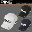 PING ピン 6パネル アンストラクチャー ツアー P.Y.B キャップ 33850 日本正規品 / 帽子 ゴルフキャップ ゴルフ用品