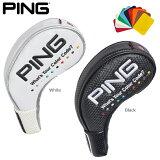 【メール便送料無料】 PING ピン カラーコード アイアンカバー 単品(番手表示なし) HC-C191 日本正規品 ゴルフ用品 ヘッドカバー