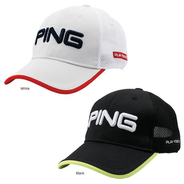 PINGピンメンズベルオアシスキャップHW-P201日本正規品ゴルフ用品帽子ゴルフキャップピンゴルフ
