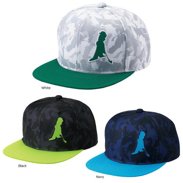 PINGピンカモフラットキャップHW-C201メンズ日本正規品ゴルフ用品帽子ゴルフキャップピンゴルフ