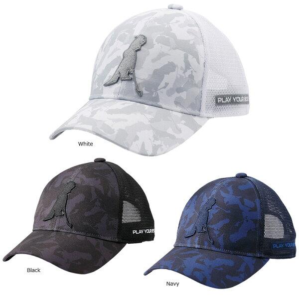 PINGピンカモキャップHW-C202メンズ日本正規品ゴルフ用品帽子ゴルフキャップピンゴルフ