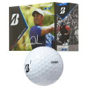 【即納】【1ダース送料無料】 ゴルフボール TOUR B XS Tiger Woods 2020 Edition ホワイト ゴルフ用品 タイガーウッズ