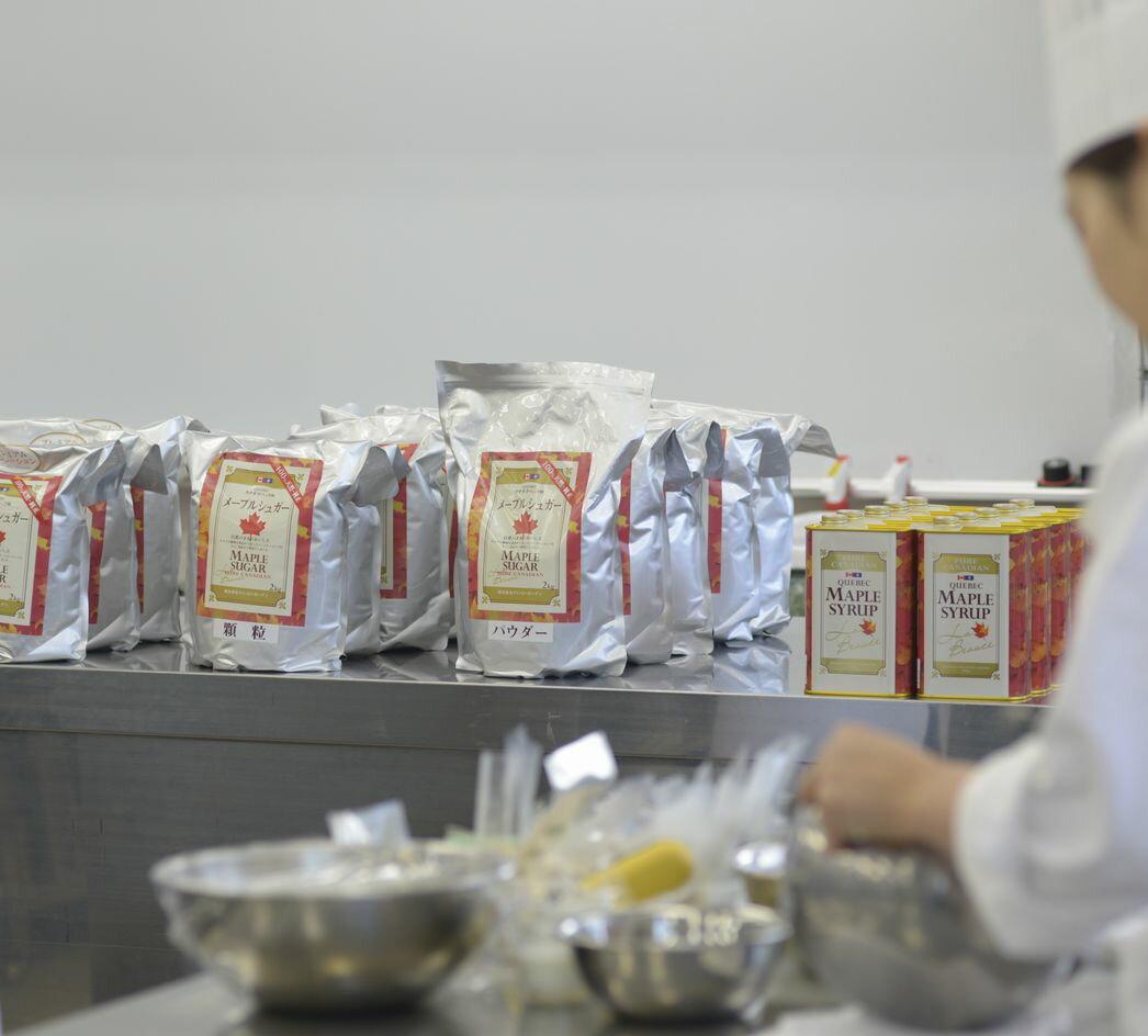 【メープルシュガー(顆粒)2kg】送料無料大容量人気業務量メープルめーぷる楓mapleメープルシュガーギャニオンもいいけどクインビーもおすすめ人気