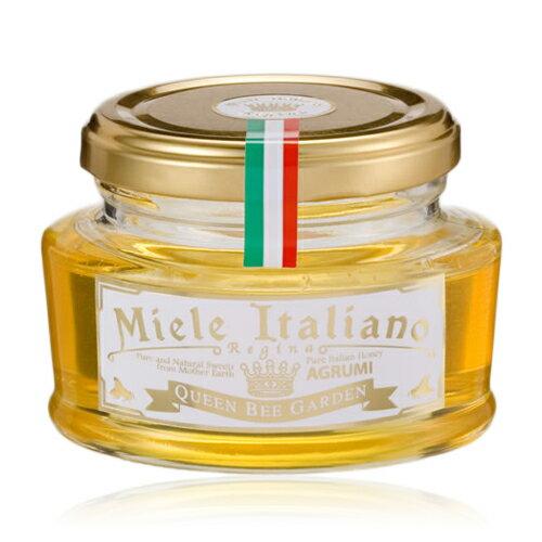 ミイエーレ イタリアーノ レジーナシトラスオレンジ(イタリア産純粋シトラスオレンジ はちみつ) 110g画像