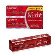 2本セット おまけ1本(141g)付き! コルゲート オプティック ホワイト 99g Colgate Optic White Sparkling Mint Toothpaste 3.5oz ホワイトニング歯磨き粉 ミント