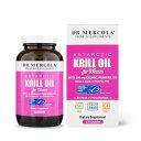 Dr. Mercola 女性用 クリルオイル 1000mg【270カプセル】 ドクターメルコラ Krill Oil for Women その1