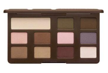 TooFaced チョコレートチップ ミニアイシャドウパレット 全11色 ココアパウダー配合 MATTE CHOCOLATE CHIP Palette
