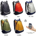 GIZA PRODUCTS (ギザ プロダクツ) 275 Minify Backpack ミニフィ バックパック キャメル 【自転車】