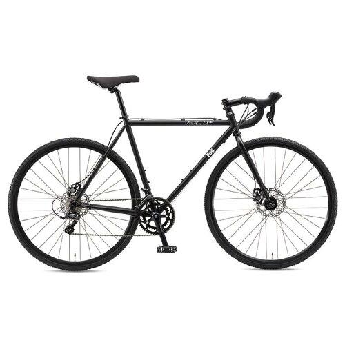 FUJI(フジ)2016年モデルFEATHERCX+フェザーシーエックスプラスマットブラック完成車【ロードバイク】【自転車】