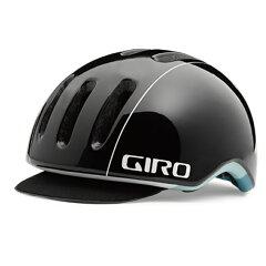 GIRO (ジロ) REVERB (リバーブ) 【クラッシックなスタイル】 ヘルメット Bla…