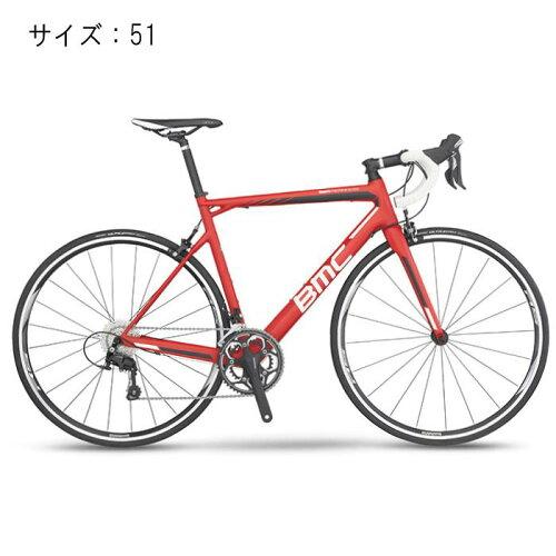 BMC(ビエームシー)2016モデルteammachineチームマシンSLR03レッド105-5800完成車51【ロードバイク】【自転車】