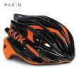 KASK(カスク) MOJITO ブラック/ORG FLUO オレンジ サイズM ヘルメット 【自転車】