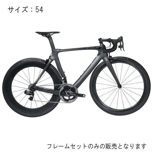FUJI(フジ)2017モデルTRANSONICELITEブラックサイズ54フレームセット【完成車】