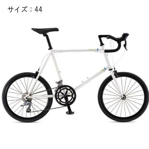 FUJI(フジ)2017モデルHELIONRヘリオンRオーロラホワイトサイズ44完成車【自転車】
