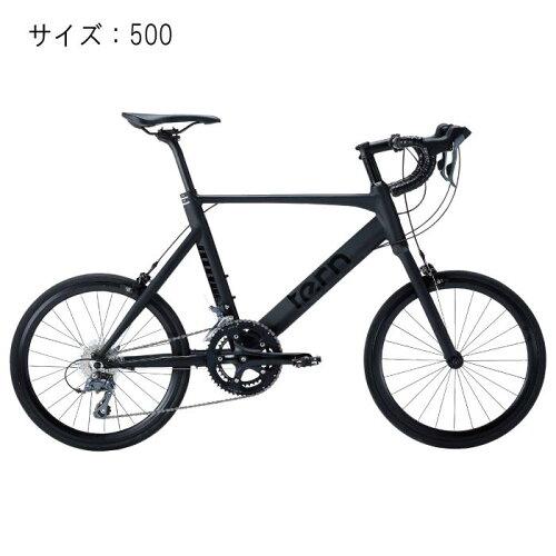 TERN (ターン) 2017モデル Surge サージュ マットブラック サイズ500 完成車 【自転車】