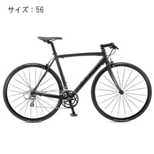 FUJI(フジ)2017モデルROUBAIXAURAルーベオーラマットブラックサイズ56完成車【自転車】