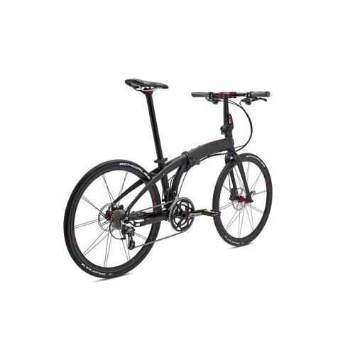 TERN(ターン)2017モデルEclipseイクリプスX22マットブラック/ブラック完成車【自転車】