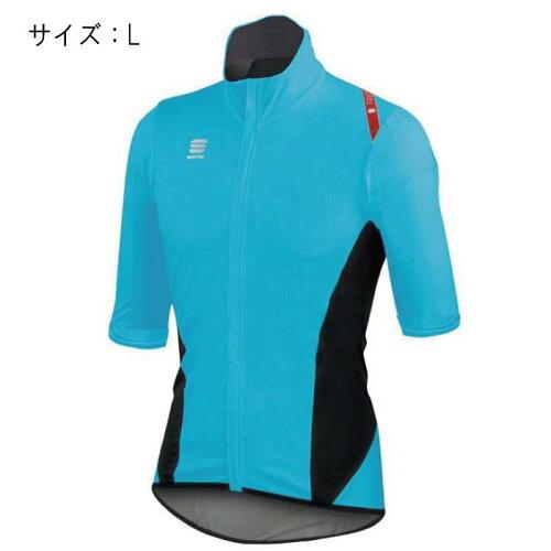 Sportful(スポーツフル)FIANDRELIGHTNORAINShortSleevesBLUEFLAMEサイズLジャージ【自転車】
