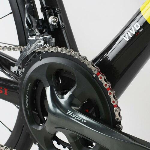 MASI (マジ)VIVO DUE ヴィボデュエ UD Carbon/レッド サイズ43 完成車 【自転車】 【セーフティーメンテナンス1年間無料】【安全整備士による組立発送】