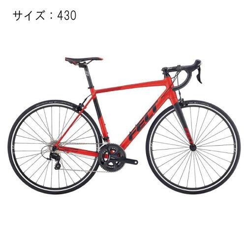 FELT(フェルト)2017モデルFR30マットレッドサイズ430mm完成車【自転車】
