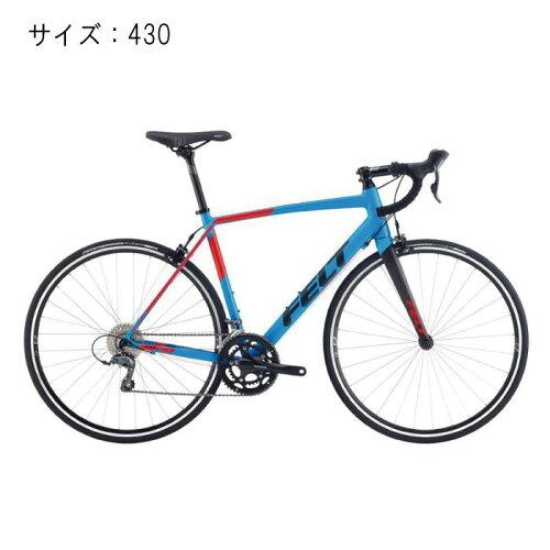 FELT (フェルト) 2017モデル FR60 シアン サイズ430mm 完成車 【自転車】 【セーフティーメンテナンス1年間無料】