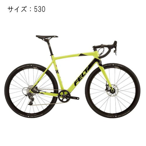 FELT(フェルト)2017モデルF4Xピスタチオサイズ530mm完成車【自転車】