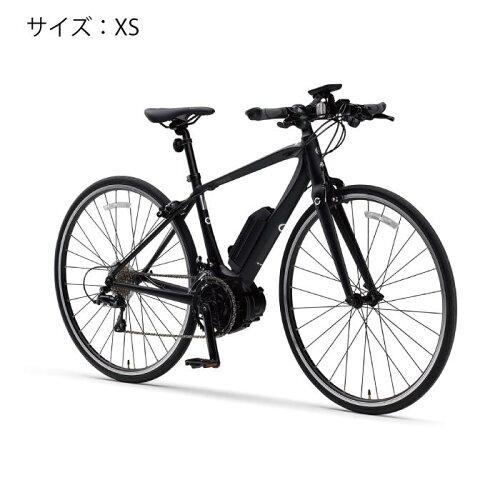 YAMAHA(ヤマハ)YPJ-CサイズXSマットブラック電動アシスト完成車【自転車】