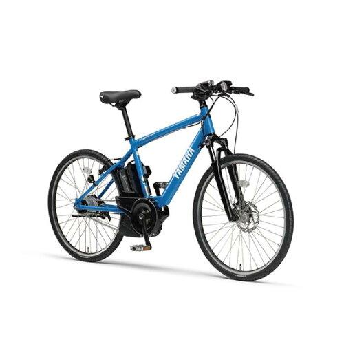 YAMAHA(ヤマハ)2017年モデルPASBraceパスブレイス26型スカイブルー電動アシスト完成車【自転車】