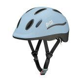 OGK (オージーケー) PAL(パル) ウォーターブルー 49-54cm キッズヘルメット 【自転車】