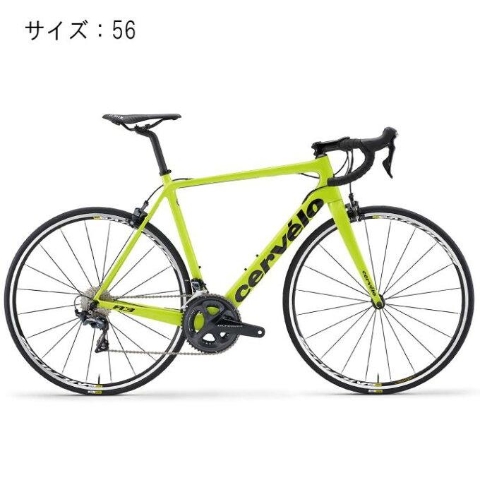 Cervelo(サーべロ) R3 R8050 フルオイエロー/ブラック サイズ56 ...