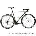 DE ROSA (デローザ)Neoprimato Grey Blackサイズ57 (178-183cm)フレームセット