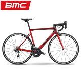 BMC (ビーエムシー) 2020モデル SLR02 TWO R8000 カーマインレッド/カーボン サイズ47(167-172cm)ロードバイク