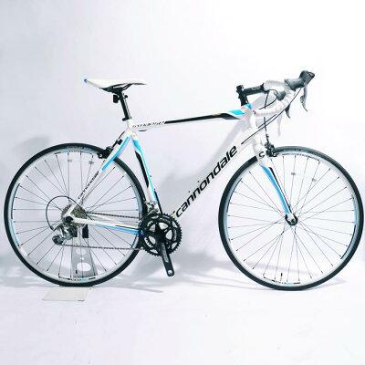(bikeframe2u)(0623中古)【中古】 Cannondale (キャノンデール) 2014モデル SYNAPSE ALLOY 6 シ...
