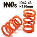 ID62-ID63 H150mm 4K〜28K MAQS 2本セット 送料無料 直巻スプ...