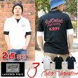ポロシャツ メンズ カノコポロ 5分袖 Tシャツ レイヤード 2着セット リアルコンテンツ ストリート系 ファッション