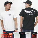 GROOVE ON Tシャツ メンズ 半袖 ティーシャツ TEE グルーブオン プリント 大きいサイズ ブランド 人気 アメカジ ストリート系 サーフ系 おしゃれ かっこいい /3045/ gost4604