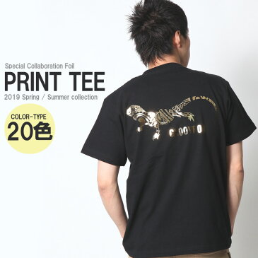 Tシャツ メンズ 半袖 アメカジ ワーク ストリート サーフ 黒 白 大きいサイズ M L XL XXL 2L 3L プリント ロゴ カットソー ブランド コラボ 限定Tシャツ