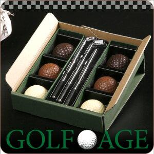 【フレーバー付き!】【GOLF AGE】チョコドリ(S)【お父さんに♪】