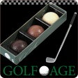 【GOLF AGE】チョコドリ(SS)【ミニクラブ×1はドライバー・アイアン・パターの中から1つ付いており ますが商品はお選びいただけません】【お父さんに♪】バレンタイン チョコレート おもしろチョコ【5400以上購入で送料無料】